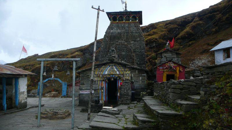 Templo de Tungnath_1
