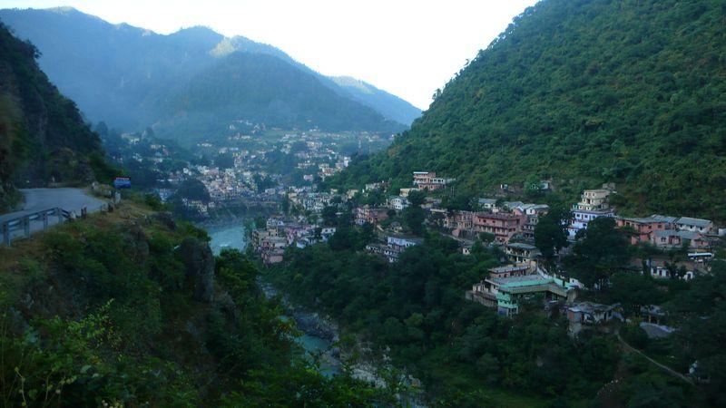 Vista de Rudaprayag
