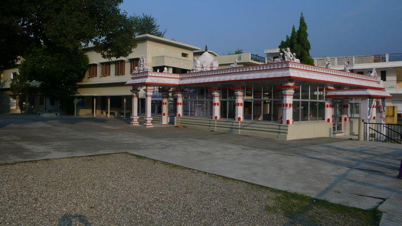 Ashram Swami Dayananda en Rishikesh