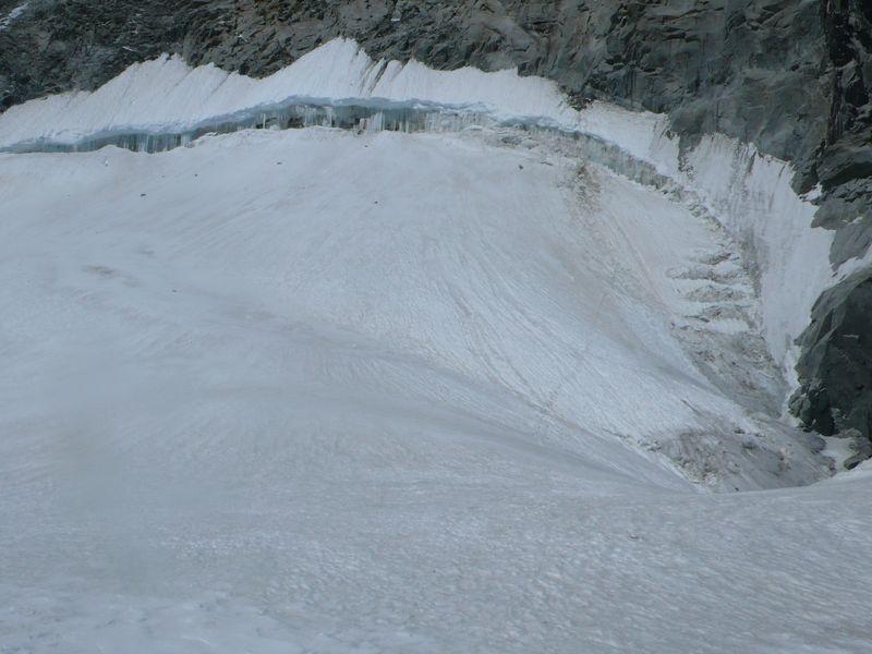 Col de Peuterey 3934m