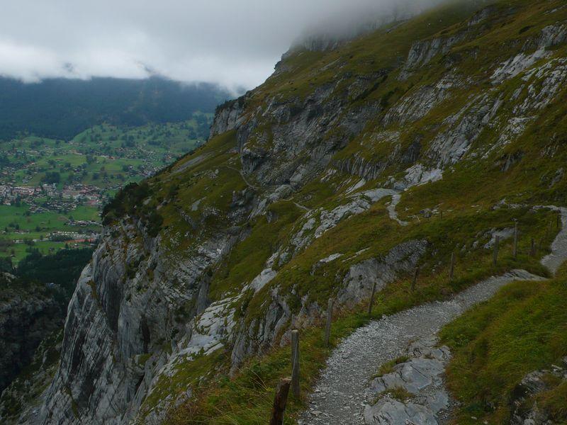 Sendero de Grindelwald al Schreckhornhütte