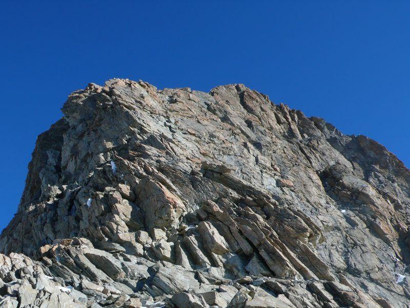 Cresta del Schreckhorn